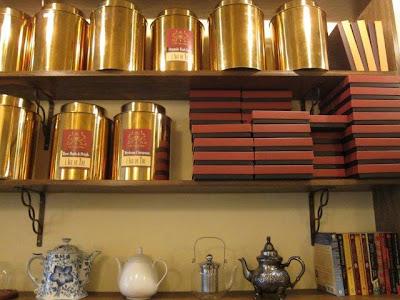 BOSIE TEA PARLOR